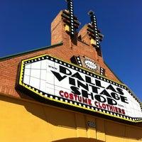 2e5e88859c4 Photo taken at Dallas Vintage Shop by Ron D. on 2 25 2012 ...
