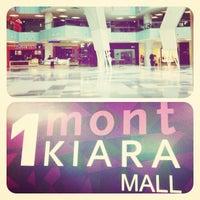 รูปภาพถ่ายที่ 1 Mont Kiara Mall โดย Oscar W. เมื่อ 9/12/2012
