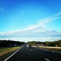 Photo prise au М-2 Симферопольское шоссе par Alexey I. le9/10/2012