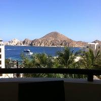 Foto tirada no(a) Cabo Villas Beach Resort & Spa por Shelley em 4/14/2012