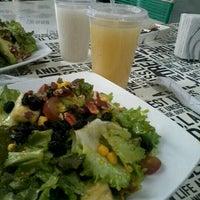 Das Foto wurde bei La Vida en Verde von Melina B. am 7/17/2012 aufgenommen