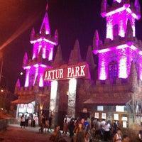 8/22/2012 tarihinde Aziz Büyükköseziyaretçi tarafından Aktur Park'de çekilen fotoğraf