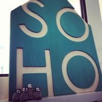 Foto scattata a SOHO Sofia Holistic Coworking Company da Emiliya S. il 8/10/2012
