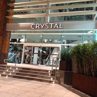 Снимок сделан в Shopping Crystal пользователем FERNANDO S. 5/20/2012