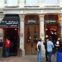 Das Foto wurde bei BD Riley's Irish Pub von Felipe A. am 3/14/2012 aufgenommen