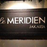 Foto diambil di Le Méridien Jakarta oleh Ismail A. pada 6/17/2012