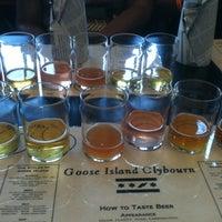 7/8/2012에 Jason S.님이 Goose Island Brewpub에서 찍은 사진