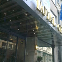 Best Western Hotel Royal Centre Hotel In Brussel