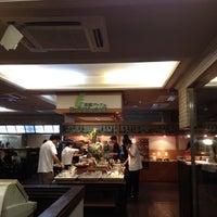 Foto tirada no(a) 菜園ブッフェ ピソリーノ 太宰府店 por あみか #. em 6/16/2012