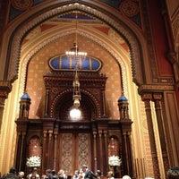 รูปภาพถ่ายที่ Central Synagogue โดย Meghan Kathleen เมื่อ 3/3/2012