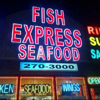 Fish Express - Rosedale Park - 18509 Grand River Ave