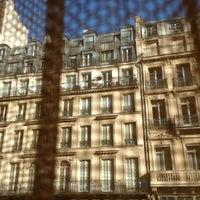 Photo prise au Park Hyatt Paris-Vendome par Mark L. le9/9/2012