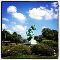 Photo prise au Square Ambiorix par Benoit T. le8/24/2012