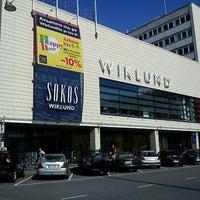 รูปภาพถ่ายที่ Sokos Wiklund โดย Tomi H. เมื่อ 8/2/2012