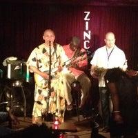 Foto scattata a Zinc Bar da Edward T. il 6/30/2012