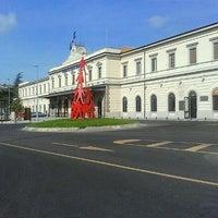 Das Foto wurde bei Stazione La Spezia Centrale von sprugola -. am 2/25/2012 aufgenommen
