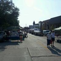 Photo prise au Port Washington Farmers Market par James M. le8/4/2012