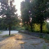 Das Foto wurde bei Volkspark Hasenheide von Eva am 7/14/2012 aufgenommen