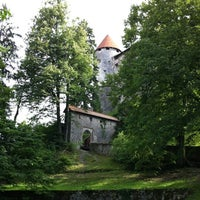 Foto scattata a Blejski Grad | Bled Castle da Kai K. il 6/23/2012