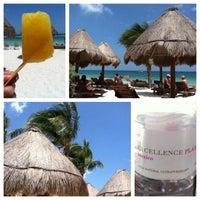 Das Foto wurde bei Excellence Playa Mujeres von JoPhoto am 8/23/2012 aufgenommen