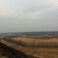 Снимок сделан в Гора Для Полётов На Парапланах пользователем Julia N. 3/25/2012