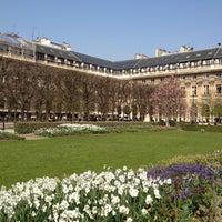 3/24/2012にYannou P.がJardin du Palais Royalで撮った写真