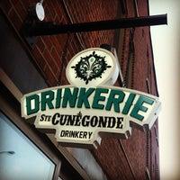 Photo prise au Drinkerie Ste-Cunégonde par Guillaume B. le3/9/2012