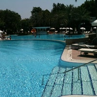 Foto tirada no(a) Rixos Downtown Pool por Lee em 8/3/2012