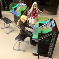 รูปภาพถ่ายที่ グッドスマイル×アニメイトカフェ 秋葉原 โดย shugai เมื่อ 8/13/2012