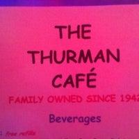 8/11/2012에 Vid J.님이 The Thurman Cafe에서 찍은 사진