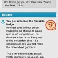 5/5/2012 tarihinde Amelia F.ziyaretçi tarafından Pizza Girls WPB'de çekilen fotoğraf