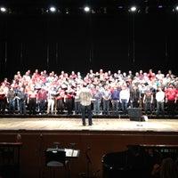Foto tomada en Lisner Auditorium por Eric P. el 2/18/2012