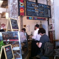 Photo prise au Brooklyn Roasting Company par Hide in D. le5/30/2012