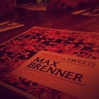Foto tirada no(a) Max Brenner por Omer L. em 4/27/2012