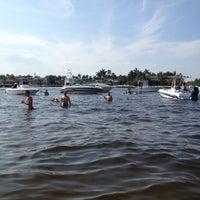 Foto tomada en Laudy Lagoon por Sarah W. el 6/3/2012