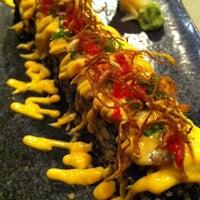 Foto tomada en Union Sushi + Barbeque Bar por Mike S. el 3/6/2012