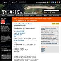 Foto scattata a The Castillo Theater da Joe H. il 3/11/2012