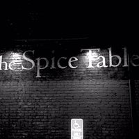 3/16/2012にThe MalfeasantがSpice Tableで撮った写真