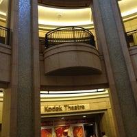 Foto diambil di Dolby Theatre oleh Axel D. pada 5/21/2012