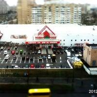 Снимок сделан в Нова Лінія пользователем Anilka 4/20/2012