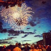 Das Foto wurde bei Astoria Park von Chiho K. am 6/26/2012 aufgenommen