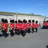 Foto scattata a Citadelle de Québec da Glenn K. il 9/3/2012