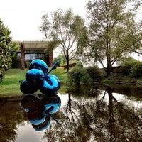 Foto diambil di Fondation Beyeler oleh Werner pada 8/21/2012