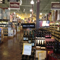 Photo taken at Total Wine & More by Chris M. on 5/17/2012