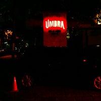 4/7/2012에 Satrio P.님이 UMBRA Bar & Lounge에서 찍은 사진