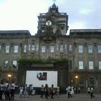 Снимок сделан в Plaza Mayor пользователем Larrise 3/2/2012