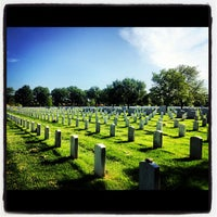 Photo prise au Arlington National Cemetery par Kristen👸🏻 B. le5/18/2012