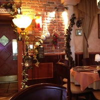 Photo Taken At Little Italy Pizzeria Restaurant By Dave F On 6 18