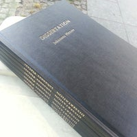 Das Foto wurde bei Centralstation Druck & Kopie von Johannes S. am 7/23/2012 aufgenommen