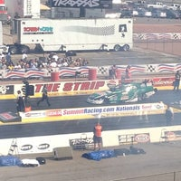 Photo prise au The Strip at Las Vegas Motor Speedway par Charlie B. le3/30/2012